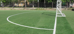 IMPROVEMENT OF  SPORT PLAYGROUND IN THE PARK «NYVKY»  in Shevchenkivs'kyi district, Kyiv