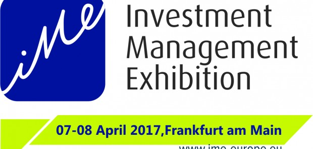 Visiting the Investment Management Exhibition in Frankfurt