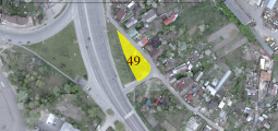 Greenfield Investment Offer Intersection of Stolychne highway and Liutneva St.