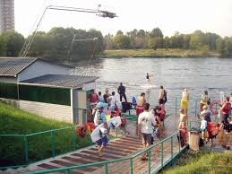 CREATION OF THE WAKEBOARDING CENTER (SPORTS GROUND) IN THE GULF