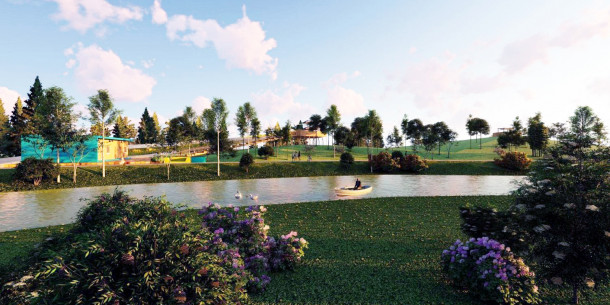 Investors will arrange a zone of active entertainment in the Peremohy park